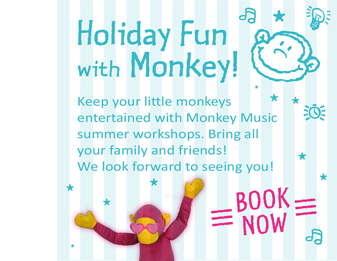 Baby & Toddler Music Classes in Winchmore Hill, Southgate